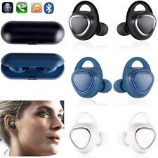True Wieless Bluetooth Headset Stereo Earphone In Ear Earbuds for iPhone Huawei