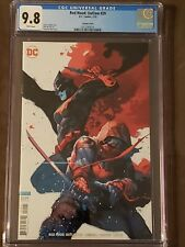 Red Hood: Outlaw #29B (CGC 9.8) - Yasmine Putri Variant - Sold Out!