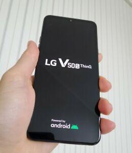 LG V50s ThinnQ 5G LM-V510N 256GB Black *Very Good Condition*