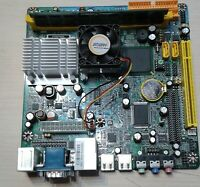 mini-itx motherboard integrated Atom 330 1.6 1Gb RAM