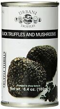 Urbani Truffles Truffle Thrills, Black Truffles and Mushrooms, 6.4 Ounce Can