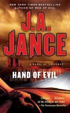 Hand of Evil (Ali Reynolds Series) - Acceptable - Jance, J.A. - Mass Market Pape