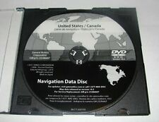 2008-2012 Buick Enclave Latest Navigation Dvd Map Update Gm p/n:23286667 14.3 (Fits: Buick)