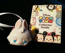 Disney Tsum Tsum Medium Mini White Rabbit Christmas Ornament Alice in Wonderland