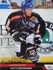 143 Martin Schymanski Augsburger Panther DEL 2008-09