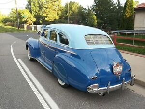 1940-1948 CHEVY PONTIAC BUICK (GM) VENETIAN BLINDS *SALE*