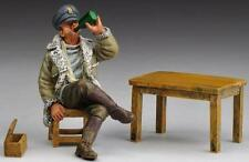 THOMAS GUNN WW1 BRITISH GW015B CANADIAN ACE WILLY BARKER MIB