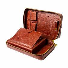 Luxury Cigar Leather Travel Case Humidor Travel Humidor Cigar Case