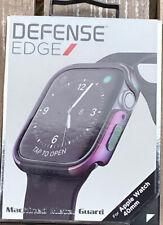 X-Doria - Defense Edge Case for Apple Watch40mm - Iridescent