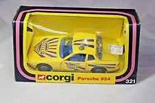 Corgi 321 Porsche 924 (Hella Livery), Mint in Original Box