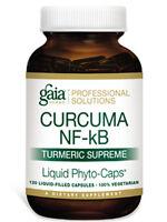 Gaia Herbs (Professional Solutions) Curcuma NF-kB Turmeric Supreme 120 caps
