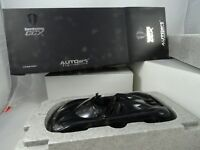 1:18 Autoart #79002 Koenigsegg Ccx Negro - Rareza§