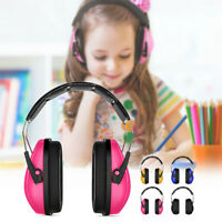 Kids Earmuffs Baby Toddler Ear Muffs Hearing Protection Noise Reduction Guard US