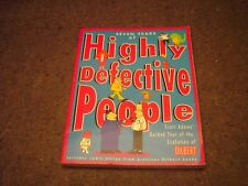 7 Years of Highly Defective People Guided tour evolution of Dilbert Comic Book