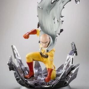 ONE PUNCH MAN ANIME ACTION FIGURE 25CM SAITAMA PVC STATUE MODEL COLLECTION TOY