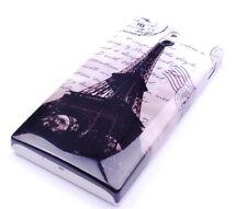 Hülle f Sony Xperia U St25i Schutzhülle Case Cover Etui Tasche Eiffelturm Paris
