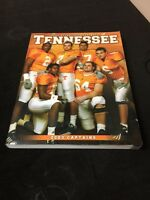 2003 University Of Tennessee Football Guide