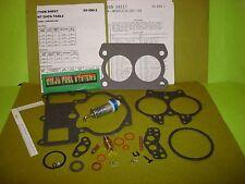CARBURETOR REBUILD KIT ROCHESTER 2GV 2GC MERCURY MARINE 17057139 17080350