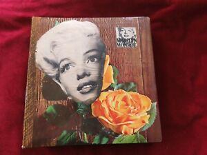 Marilyn Monroe Vintage Scrapbook XI. 42 pages.