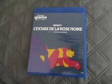 "BLU-RAY NEUF ""L'EXTASE DE LA ROSE NOIRE"" film Japonais de Tatsumi KUMASHIRO"