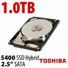 "Toshiba MQ01ABD100H 1TB 2.5"" 32 MB 8GB solid-state hybrid SSHD gaming Hard Drive"