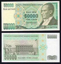 50000 turk lirasi Turkiye SPL / XF  '