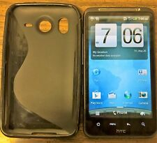 Used HTC Cell Phones one Inspire 4G and two HTC Titan II Carrier AT&T