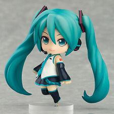 Vocaloid 3'' Miku Hatsune Miku Renewal Nendoroid Petite Trading Figure