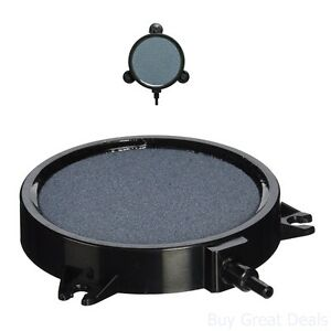 Active Aqua Round Air Stone 4 Inch Hydroponic Growing System Replacement Part In
