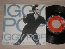 "IGGY POP - REAL WILD CHILD (WILD ONE) / FIRE GIRL - 45 GIRI 7"" SPAIN"