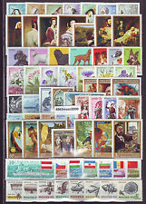 HUNGARY 1967. Complete year set with blocks EUR 130 !