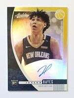 2019-20 Absolute Jaxson Hayes RC Auto, Rookie Autograph New Orleans Pelicans
