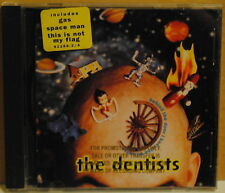 The Dentists behind the door I keep the universe 1994 EastWest Records Promo CD