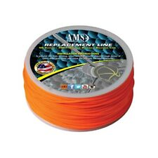 Ams Bowfishing Replacement Line Orange #200 50 Yards Fits Long Bottle