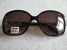 Guess brown tortoiseshell frame sunglasses. GU7563.