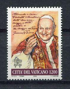 s10083) VATICANO 2000, Pope John XXIII 1v