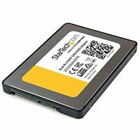 Startech.com Dual M.2 Ngff Sata Adapter With Raid - 2x M.2 Ssds To 2.5in Sata