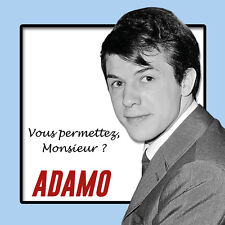 CD Salvatore Adamo : Vous permettez, Monsieur ?