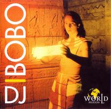 DJ BoBo – World In Motion (CD Album, New & Sealed)