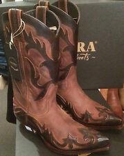 11111 Sendra boots western marron foncé/brun