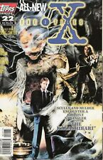 THE X-FILES TOPPS Comic - VOLUME 1 ISSUE 22 - SEPTEMBER 1996