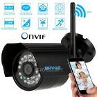 Outdoor Wireless WiFi 720P HD IP Network CCTV Security Camera IR Night Vision