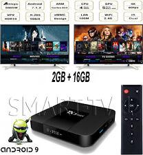 TX3 Mini (16 GB, Amlogic S905W, 2 GB, Android 9 4K TV Box - Black Latest 19.0