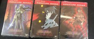 The Soultaker, Vol. 2: Flickering Faith Plus bonus Volumes New/Sealed