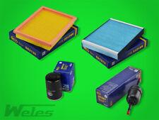 Paquete de Servicio Ford Fiesta V 1,3 1,6 16V Aire Filtro Aceite Polen Gasolina