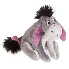 "Disney Winnie the Pooh Eeyore 7"" 17 cm tall Mini Bean Bag Soft Plush Stuffed"