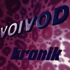Voivod Kronik (1998) [CD]