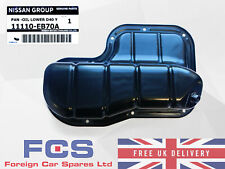 NEW GENUINE NISSAN NAVARA D40 YD25 2.5L DCI OIL SUMP PAN 11110-EB70A