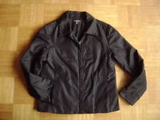 @ Street One @ Padded Quilted Jacket Black gr. 36/38 Size S UK 10 US 8