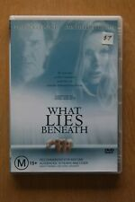 What Lies Beneath (DVD, 2004)     Preowned (D194)
